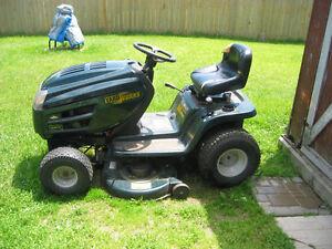 Yard Works Lawn Tractor