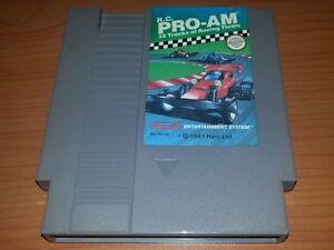 RC Pro AM Nintendo NES