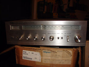 Yamaha CR-220 Natural Sound Stereo Receiver Strathcona County Edmonton Area image 1