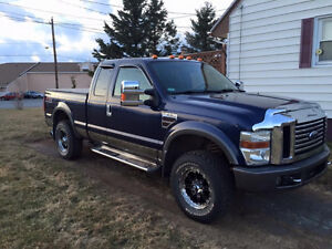 2008 Ford F-250 Superduty Pickup Truck