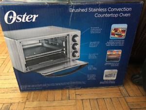 Stainless convention countertop oven in very good condition with