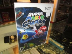 SUPER MARIO GALAXY For NINTENDO WII For Sale
