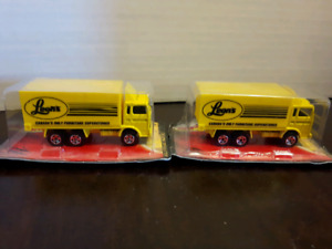 Promotional DIECAST Toy Trucks