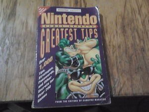 Nintendo Video Game Strategy Guide