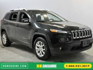 2015 Jeep Cherokee NORTH AUTO 4X4 A/C UCONNECT GR ELECTRIQUE MAG