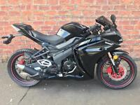 NEW Euro4 Lexmoto Hawk 125 learner legal own this bike for only £11.80 a week