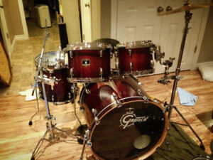 Gretsch Renown Maple Drums - 5 piece shell pack