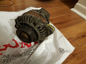 Alternator & Belt for 96-00 Civic, 97-01 Acura EL