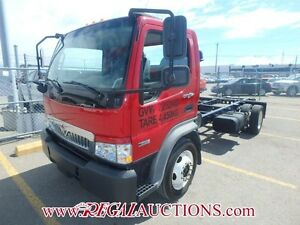 2009 INTERNATIONAL CF500 CITY STAR CAB & CHASSIS CITY STAR