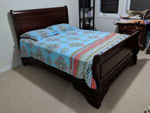 Queen Size Bed for Sale *urgent*