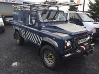 Land Rover 110 Defender utility 2.4TDi 2009 09 Reg