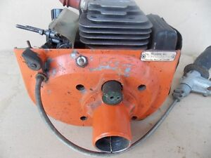 husqvarna 165R brush saw for parts Prince George British Columbia image 7