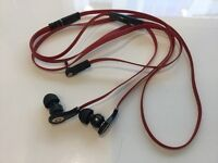 Beats by Dr. Dre Tour In-Ear Headphone -Red