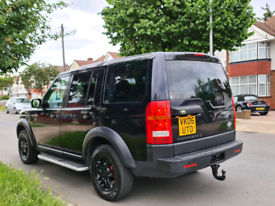 2006 NAVY BLUE LAND ROVER DISCOVERY 3