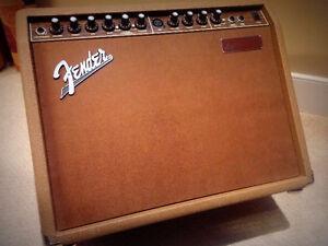 Fender Acoustasonic 30 Amp - $285