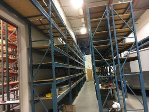 Pallet Racking Good Used to Liquidate ASAP Regina Regina Area image 5