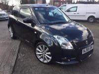 2008 Suzuki Swift 1.6 VVT Sport Hatchback 3dr Petrol Manual (175 g/km, 123