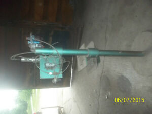 FREE STANDING PNEUMATIC DRILL & STAND
