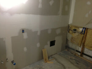 Looking for Plasterer/Painter West Island Greater Montréal image 1