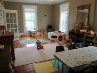 Stirling Area Daycare-Fall Space Available-Monday to Thursday