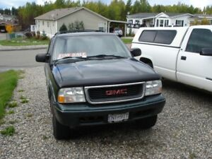 2005 GMC Jimmy Coupe (2 door)
