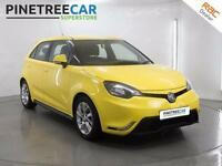 2013 MG MG3 1.5 VTi Tech 3Form Sport 5dr