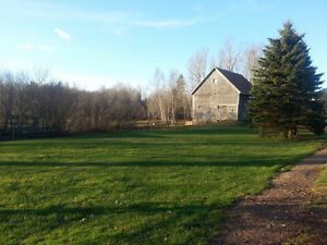 Barn & hobby farm for rent/ Horse boarding