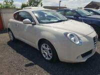 2010 Alfa Romeo MiTo 1.4 16 V Lusso MANUAL PETROL FULL SERVICE HISTORY