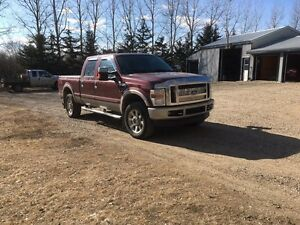 2008 Ford king ranch 1 ton