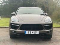 2014 Porsche Cayenne Turbo S Estate Petrol Automatic