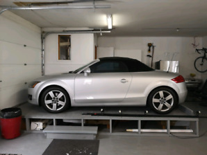 Audi TT Cabriolet 2009 (abordable)