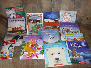 Christmas and Winter Books