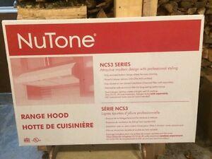 Hotte de cuisinere Nutone NEUVE