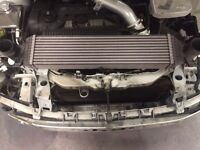 Focus rs intercooler