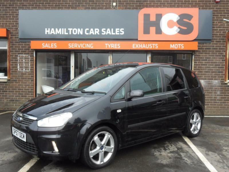 Ford C-MAX 1.8 16v 125 Zetec - 1 Year MOT, Warranty & AA Cover Included