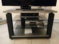 TV stand/media unit with storage, $75