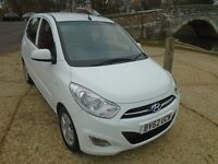 Hyundai I10 1.2 ACTIVE (white) 2012