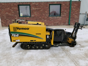 2017 Vermeer D6x6 Directional Drill For Sale