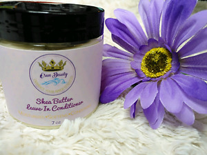 Shea butter, African black soap, braids and more!