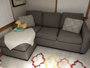 """Sedona 80"""" sectional Hide-A-Bed"""