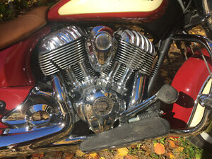 For Sale Indian Vintage Chief Classic Peterborough Peterborough Area image 4