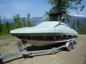 Bayliner 185 Canvas Boat Tarp