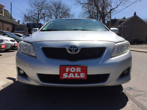 2009 Toyota Corolla LE Sedan ***NO ACCIDENT***