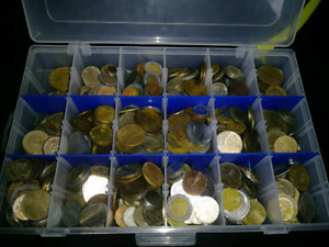 Foreign currency ( coins)