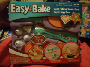 EASY BAKE DECORATING SENSATION FROSTING PEN