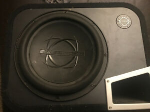 "3000W bassworx DVC 12"" subwoofer Cambridge Kitchener Area image 1"