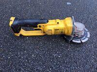 Dewalt grinder DCG412 18v