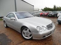 MERCEDES - BENZ CL500 AUTO FULL SERVICE HISTORY FULLY LOADED