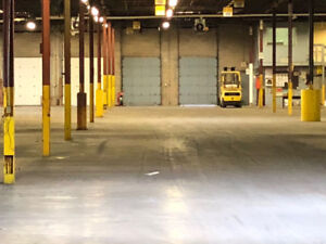 SHARED WAREHOUSE SPACE