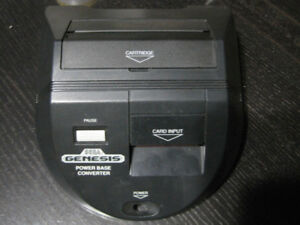 Power Base Attachment for Sega Genesis